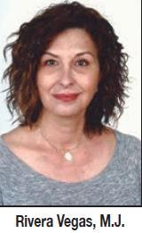 Dra. María Jesús Rivera Vegas